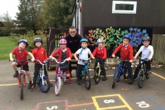 Cycling in Class 1